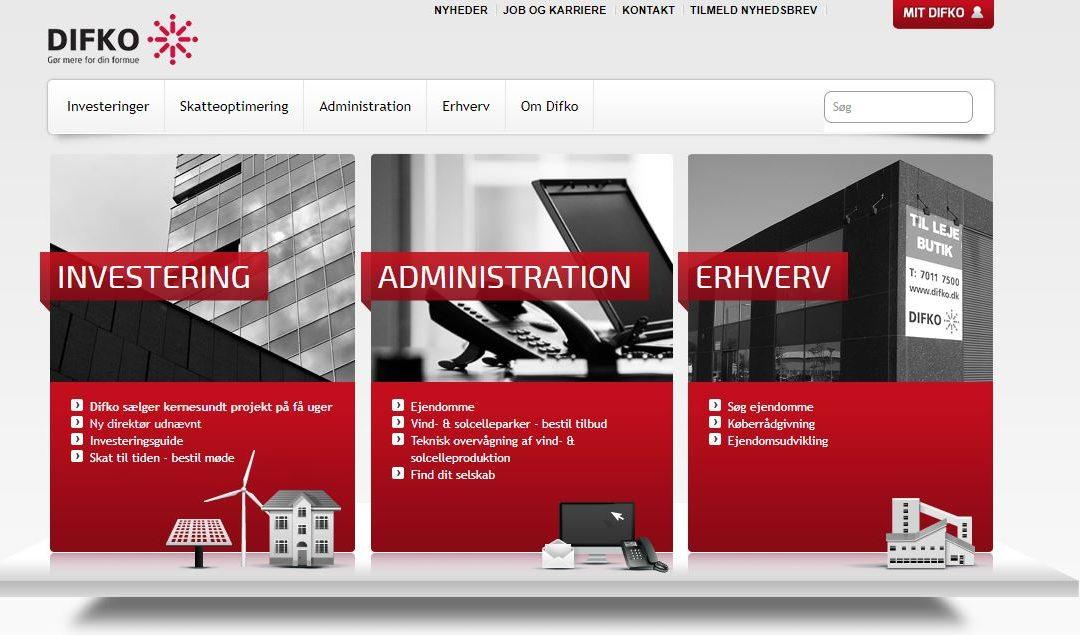 Difko har valgt DIGITAL CAB E-fakturafilter til kreditorfakturaer
