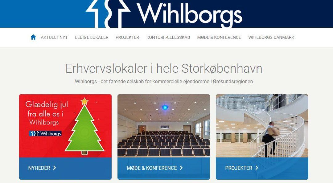Wihlborgs har valgt DIGITAL CAB E-fakturafilter til kreditorfakturaer